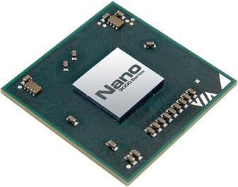 VIA процессоры Nano 3000 SSE4