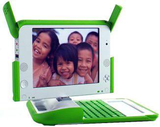 Ноутбук OLPC