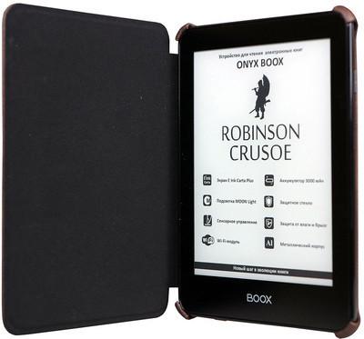 Onyx Boox Robinson Crusoe 2 уже доступен на русском рынке