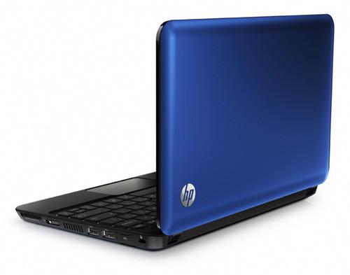 HP нетбук Mini 210 Pine Trail