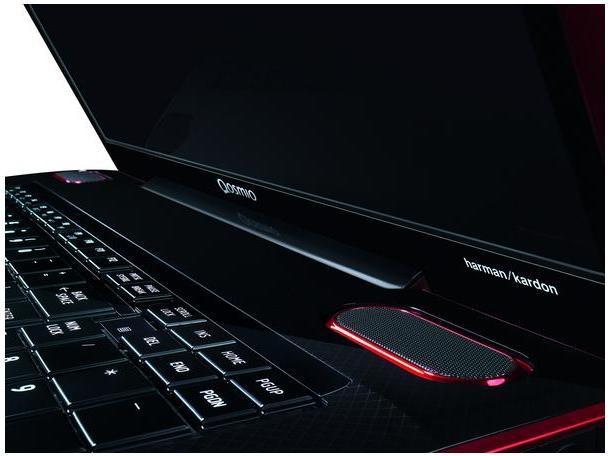 Toshiba ноутбук Qosmio X500 core i7 blu-ray full hd