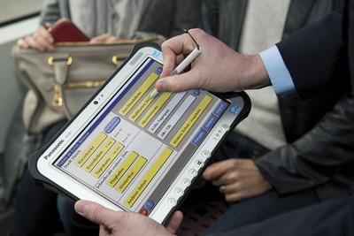 В РФ показали взрывозащищенный планшет Panasonic Toughpad FZ-G1 mk4
