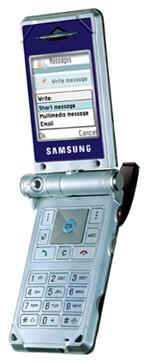 SGH-D700 - смартфон от Samsung