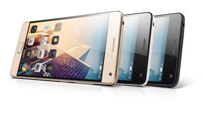 Lenovo представляет в РФ cмартфон Vibe S1 Lite