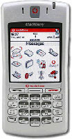 7100t - новая модель BlackBerry от Vodafone