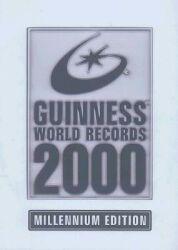 Иностранная литература Книга рекордов Гиннеса 2000 на английском языке