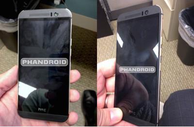 """Смартфон HTC One (M9) """"отметился"""" на """"живых"""" фото"""