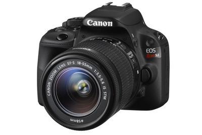 Canon анонсировала зеркальную камеру EOS 200D