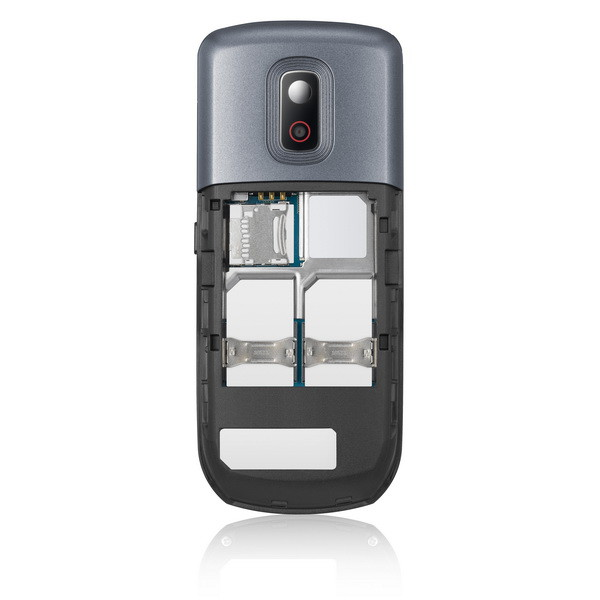 Samsung телефон С3212 2-симник