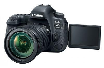 Canon презентовала цифровую зеркальную камеру Canon EOS 200D