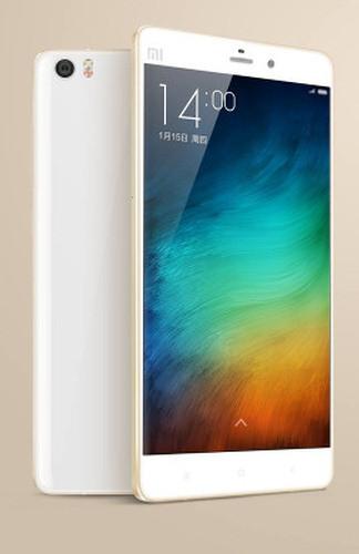 Смартфон Xiaomi Mi Note Pro получил 2К-дисплей и 8-ядерный Snapdragon 810
