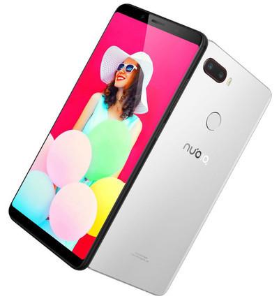 Nubia Z18 Мини : смартфон с дисплеем  Full HD+ и6 Гбайт ОЗУ