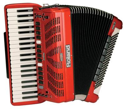 Электронный аккордеон Roland FR-7