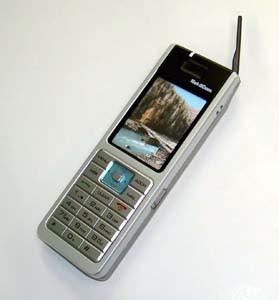 Гибридный телефон - WiFi и сотовый