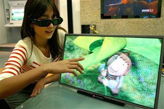 LG 3D LCD панели full HD