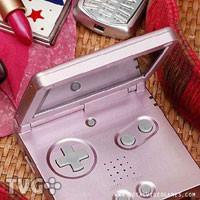 Nintendo GameBoy порозовела