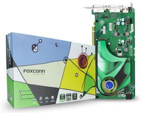 Новые видеокарты Foxconn на GeForce 7