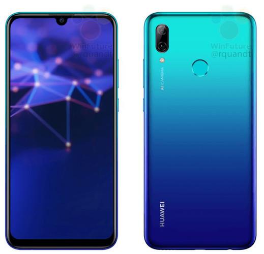 Смартфон Huawei P Smart 2019 – названы характеристики и стоимость ... 2b8e184fda6