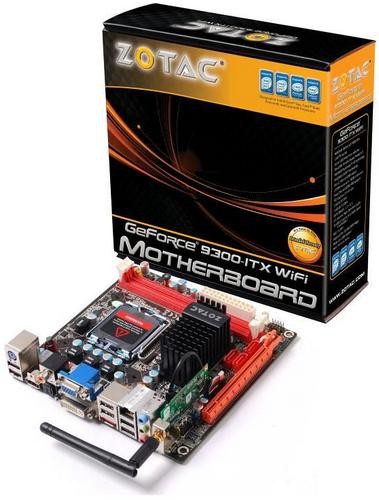 ZOTAC материнская плата GeForce 9300
