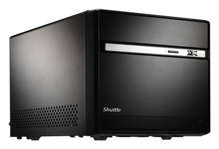 Shuttle XPC Barebone SH55J2 – система с процессорами Intel Core