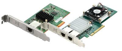 D-LINK анонсировала новые 10ГБ сетевые адаптеры DXE-810T И DXE-820T
