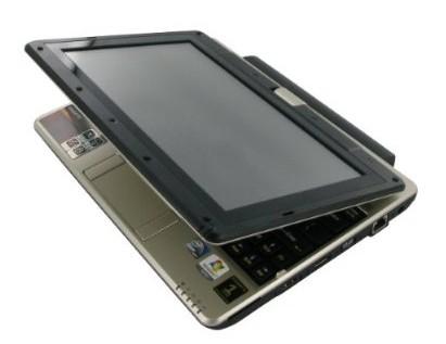 Вскоре начнутся продажи планшетного нетбука Gigabyte T1000P