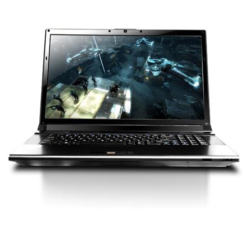 iBuyPower ноутбук игровой Batallion 101 W870CU Blu-ray Core i7