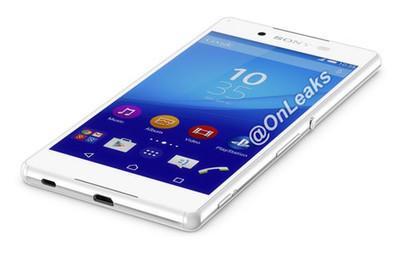 В Сети появились официальные фото флагманского смартфона Sony Xperia Z4