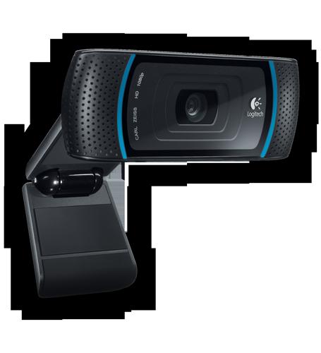 Компания Logitech представляет ряд HD веб-камер и ПО Logitech Vid HD