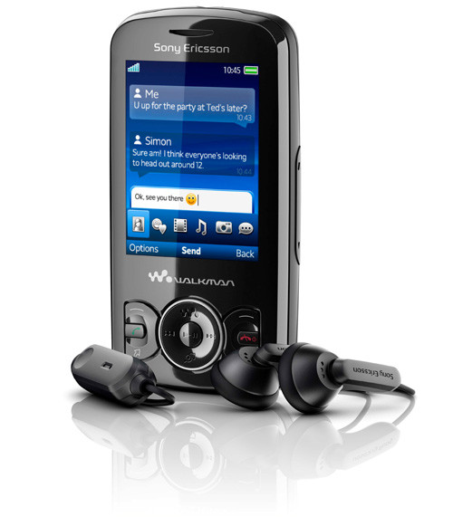 Телефон Sony Ericsson Spiro
