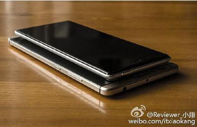 Первые фото тонкого и мощного смартфона ZTE Nubia X8