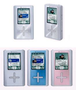 Toshiba представила новую линию плееров