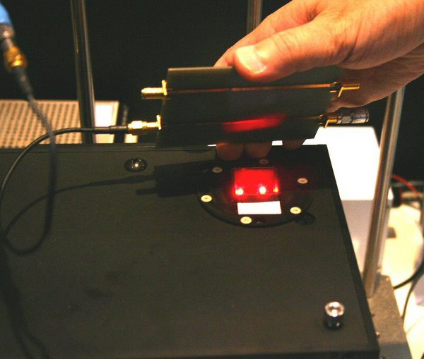 камера видео съемка радиоволн NICT