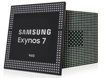 Компания Самсунг представила собственный новый мобильный чип Exynos 7 9610