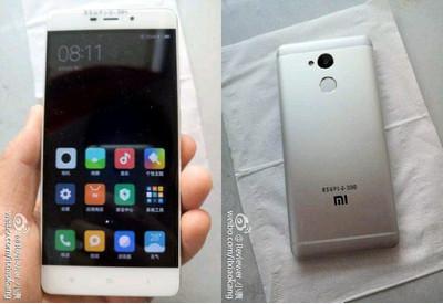 Новая 'порция' подробностей о смартфоне Xiaomi Redmi 4