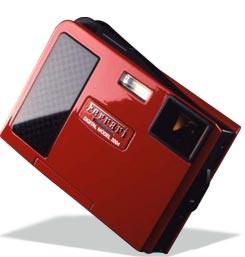 Ferrari выпустила новую цифровую камеру на базе AZ-1