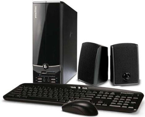 Под брендом eMachines компания Acer выпустит новый компьютер в малом форм-факторе – EL1352-H22C.