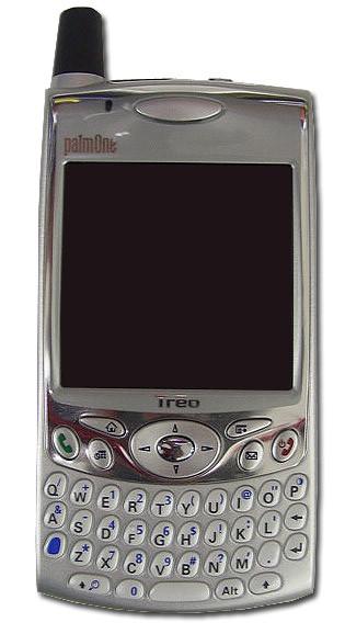 Treo 650 появится на прилавках в следующем месяце