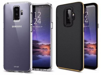 Ёмкость аккамуляторных батарей Android-смартфонов Самсунг Galaxy S9 иGalaxy S9+