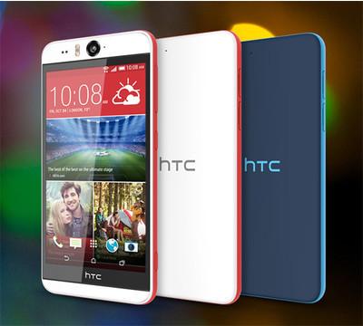 В Украине стартовали продажи смартфона HTC Desire EYE