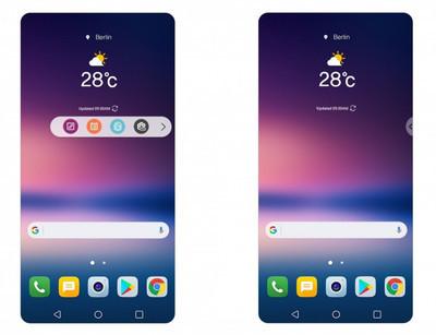 Стоимость Android-смартфоновLG V30 иV30 Plus