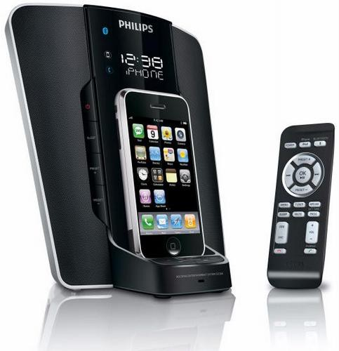 Philips док-станция DC350 iPod iPhone