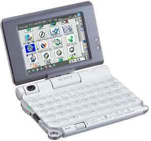 КПК Sony PEG-UX50