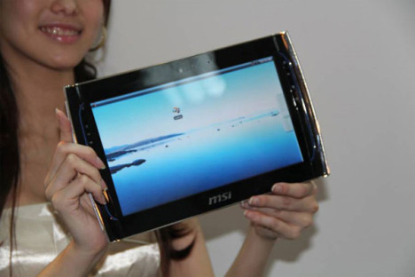 На выставке Computex анонсированы планшеты MSI Windpad 110 и 100