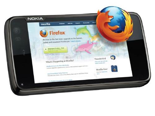 Firefox Mobile Mozilla мобильные веб приложения