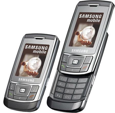 Слайдер Samsung SGH-D900i