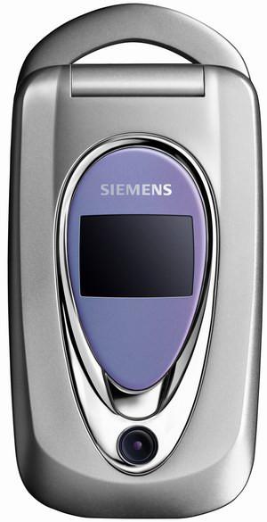 Siemens CFX65 со встроенной камерой и вспышкой - жизнь в режиме non-stop!