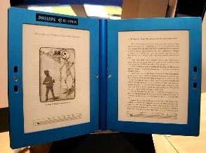 Электронная книга на базе E-Ink
