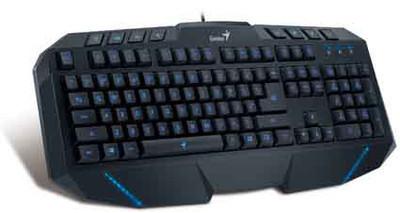 Игровая клавиатура Genius KB-G265 с LED-подсветкой - ITnews