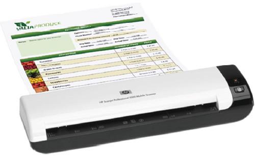 Мобильный сканер ScanJet Professional 1000 Mobile Scanner